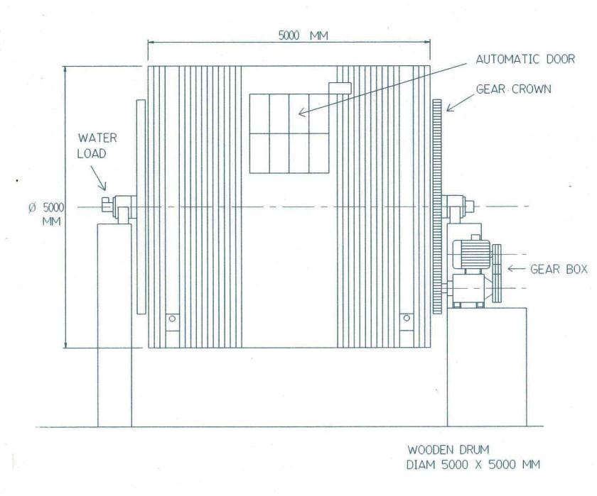 Bolcato Stefano - Disegno tecnico bottale