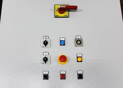 Quadro elettrico tradizionale